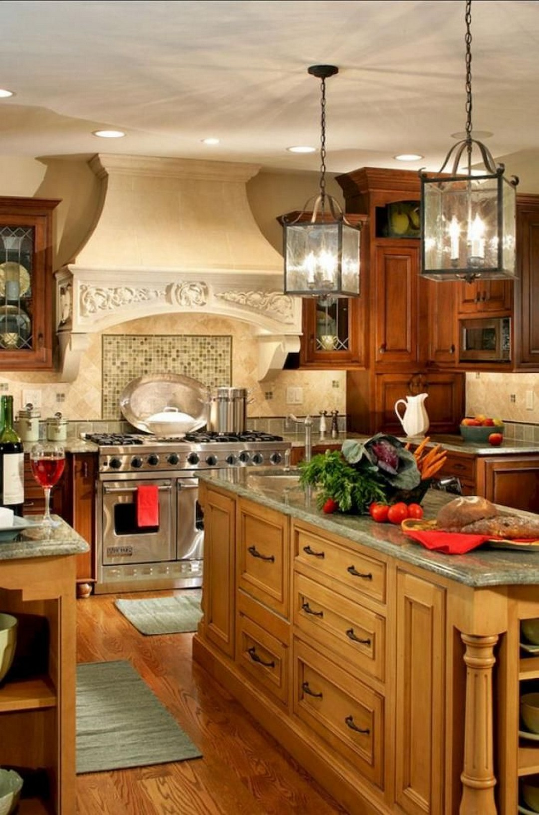 10 Kitchen And Home Decor Items Every 20 Something Needs: 10+ COUNTRY KITCHEN DESIGN MEANING TO REMODEL YOUR KITCHEN