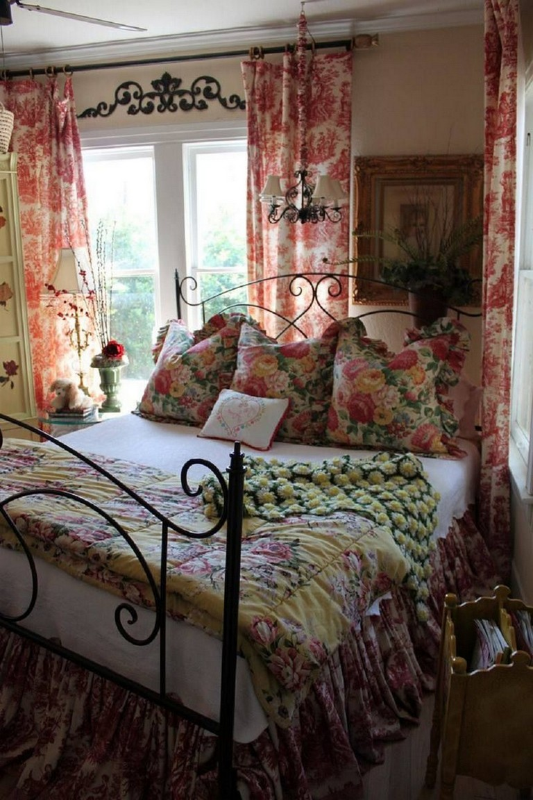 30 endearing french country bedroom decor that'll inspire