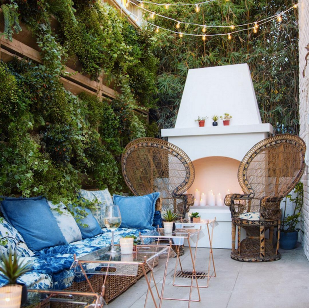 48+ Easy Ways To Refresh Backyard With Any Patio