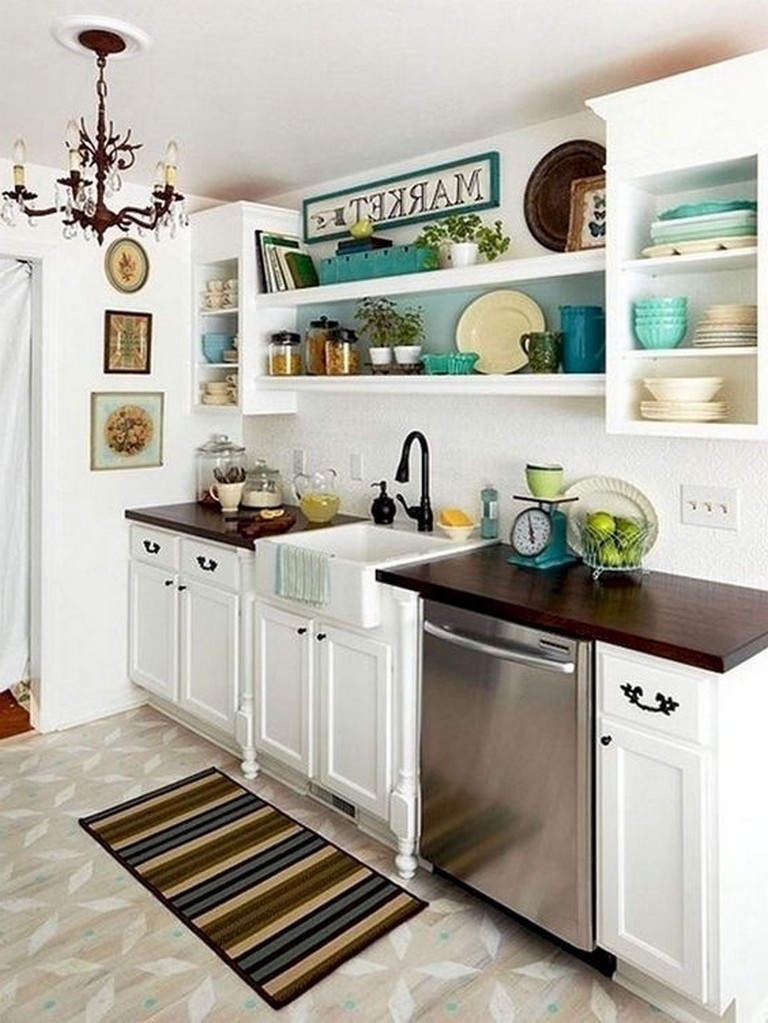 10 Awesome Farmhouse Kitchen Ideas On A Budget For 2018