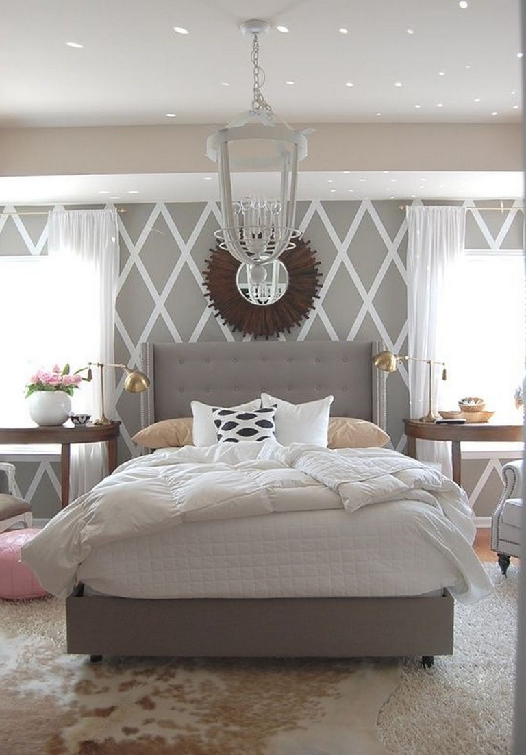 40+ Luxury Small Bedroom Design And Decorating For ...